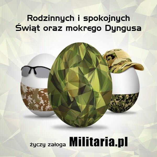 Życze4nia wielkanocne od Militaria.pl