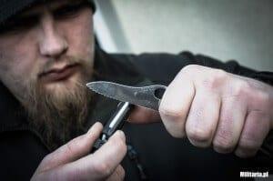 Lansky Blade Medic powierzchnia z ceramiki do ostrzenia noży ząbkowanych