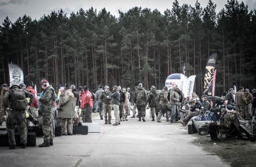 Zawody strzeleckie LongShot 2016