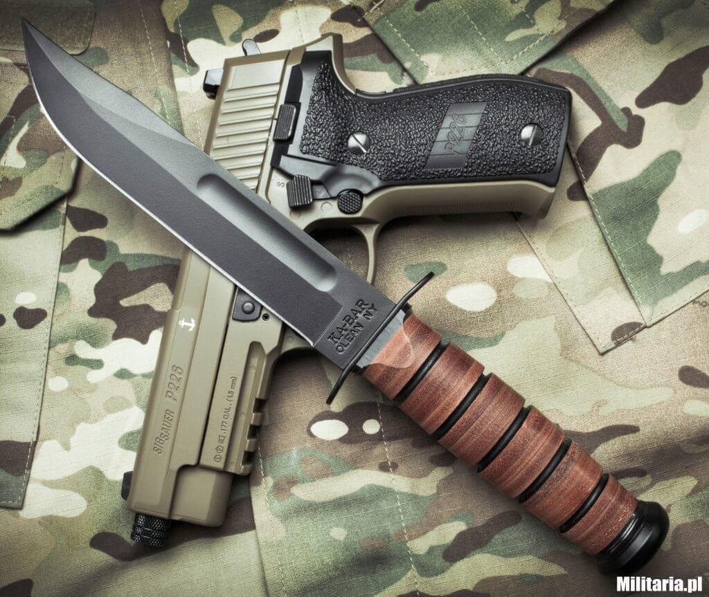 Nóż Ka-Bar us army