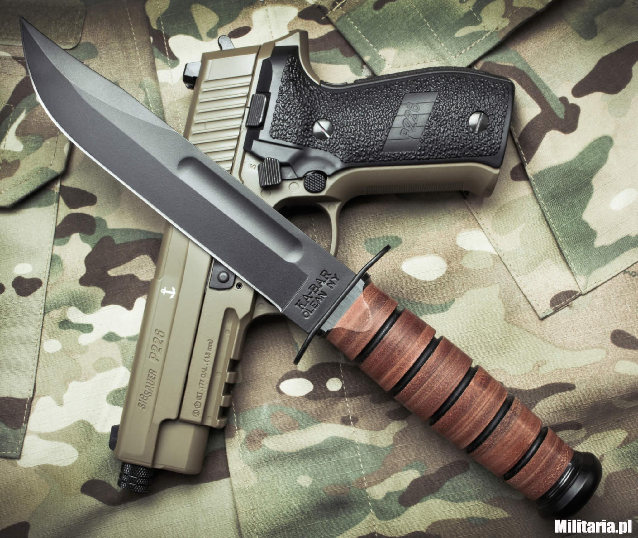 Klasyczne noże – KA-BAR US ARMY