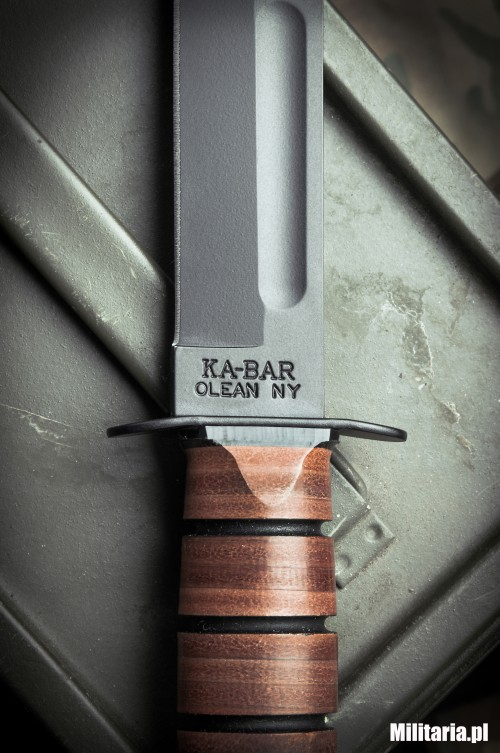 Nóż Ka-Bar us army logo
