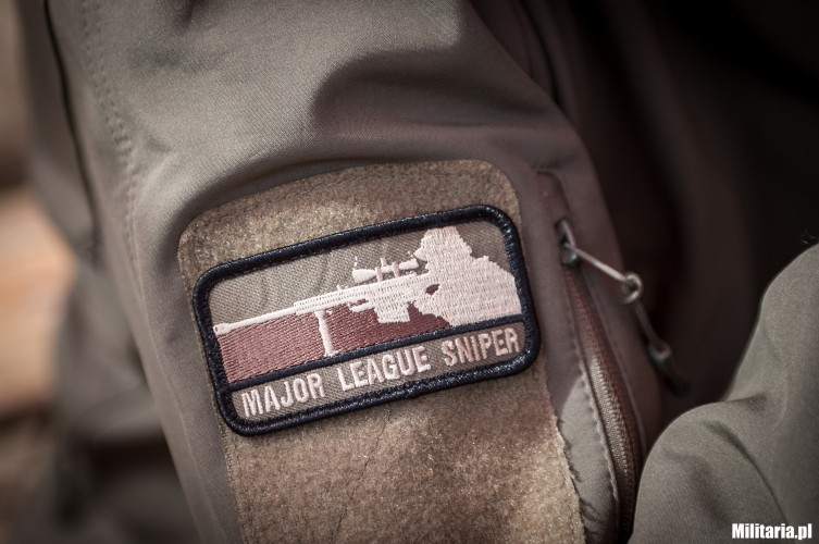Morale Patch - Major League Sniper