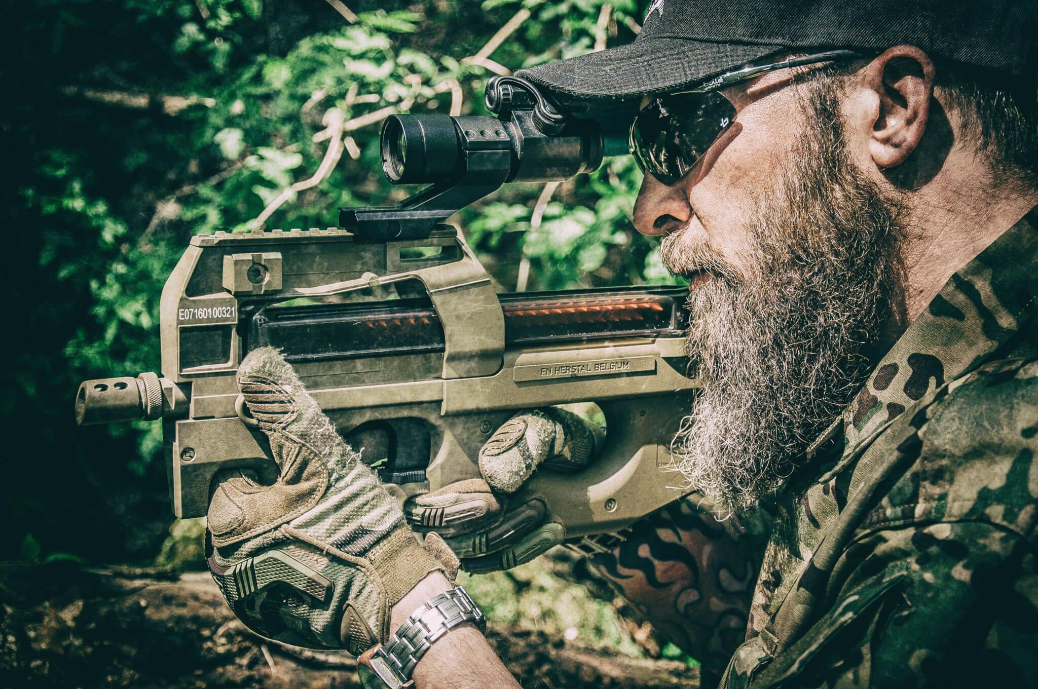 Replika AEG FN P90 marki Cybergun