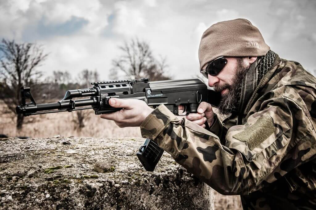 AK-47 cybergun