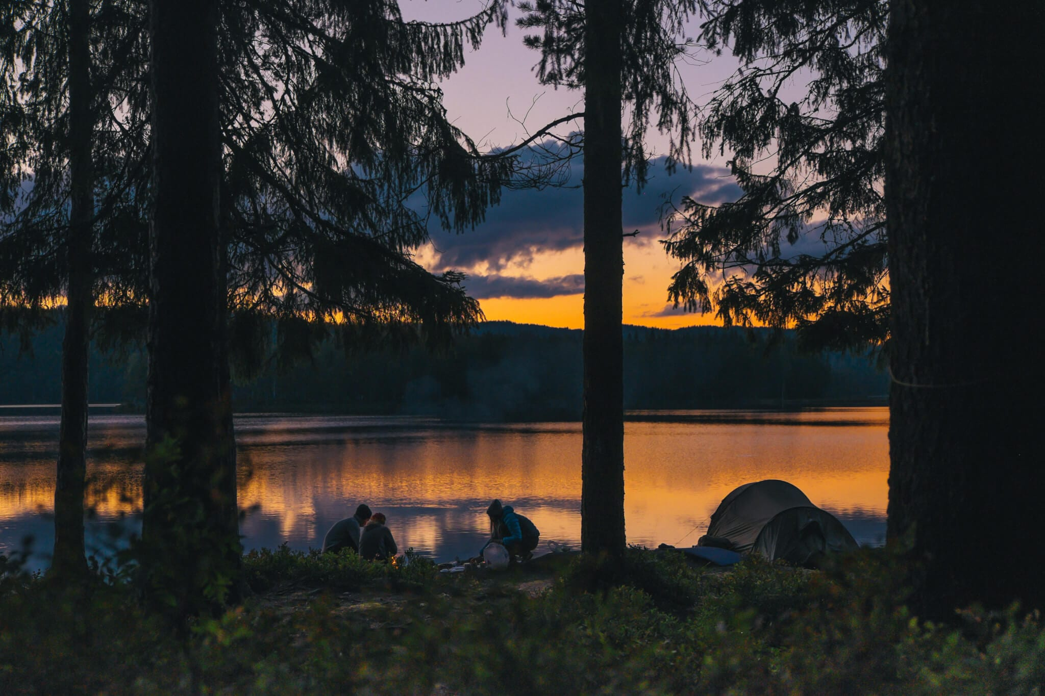 Jak wybrać odpowiedni namiot?