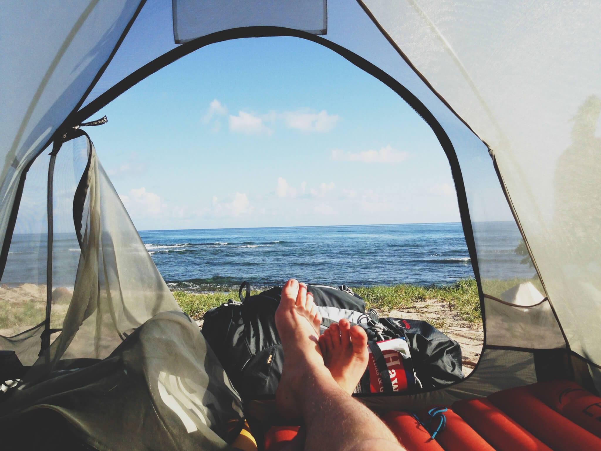 Udany wypad na camping w 4 prostych krokach