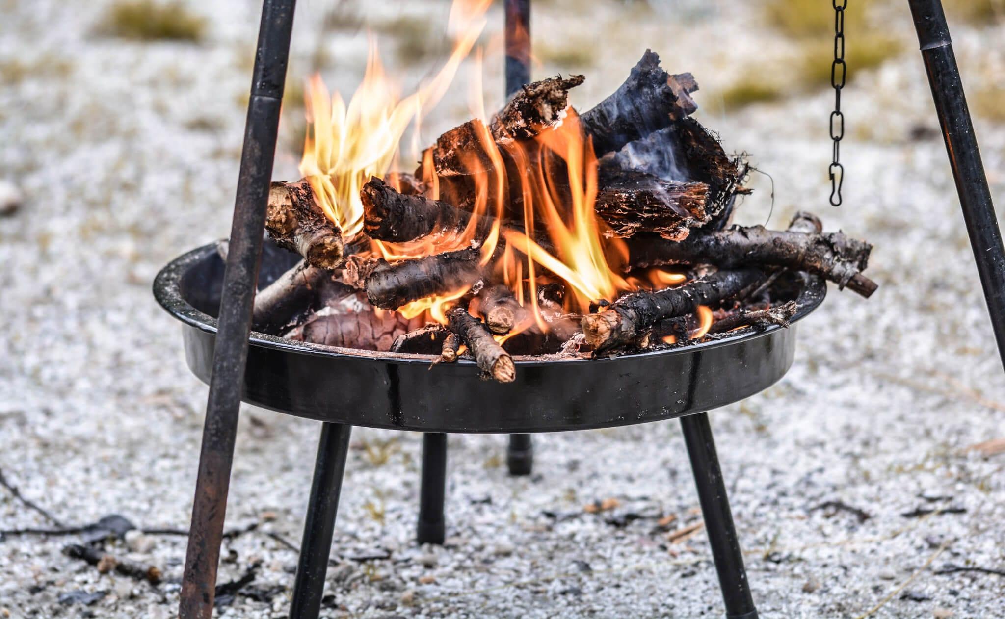 Gotowanie na campingu – smaczne i bezpieczne