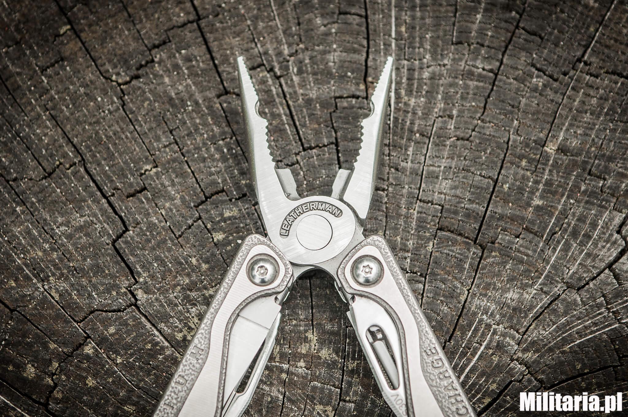 Leatherman Charge TTi, czyli wiele narzędzi w jednym