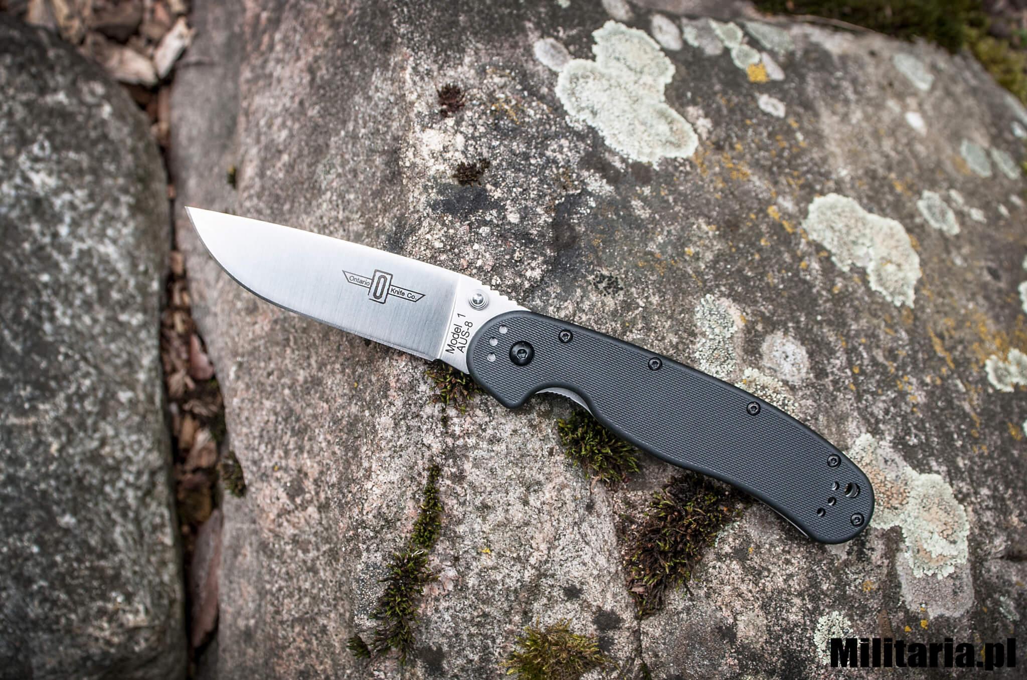 Nóż użytkowy, czyli Ontario RAT 1