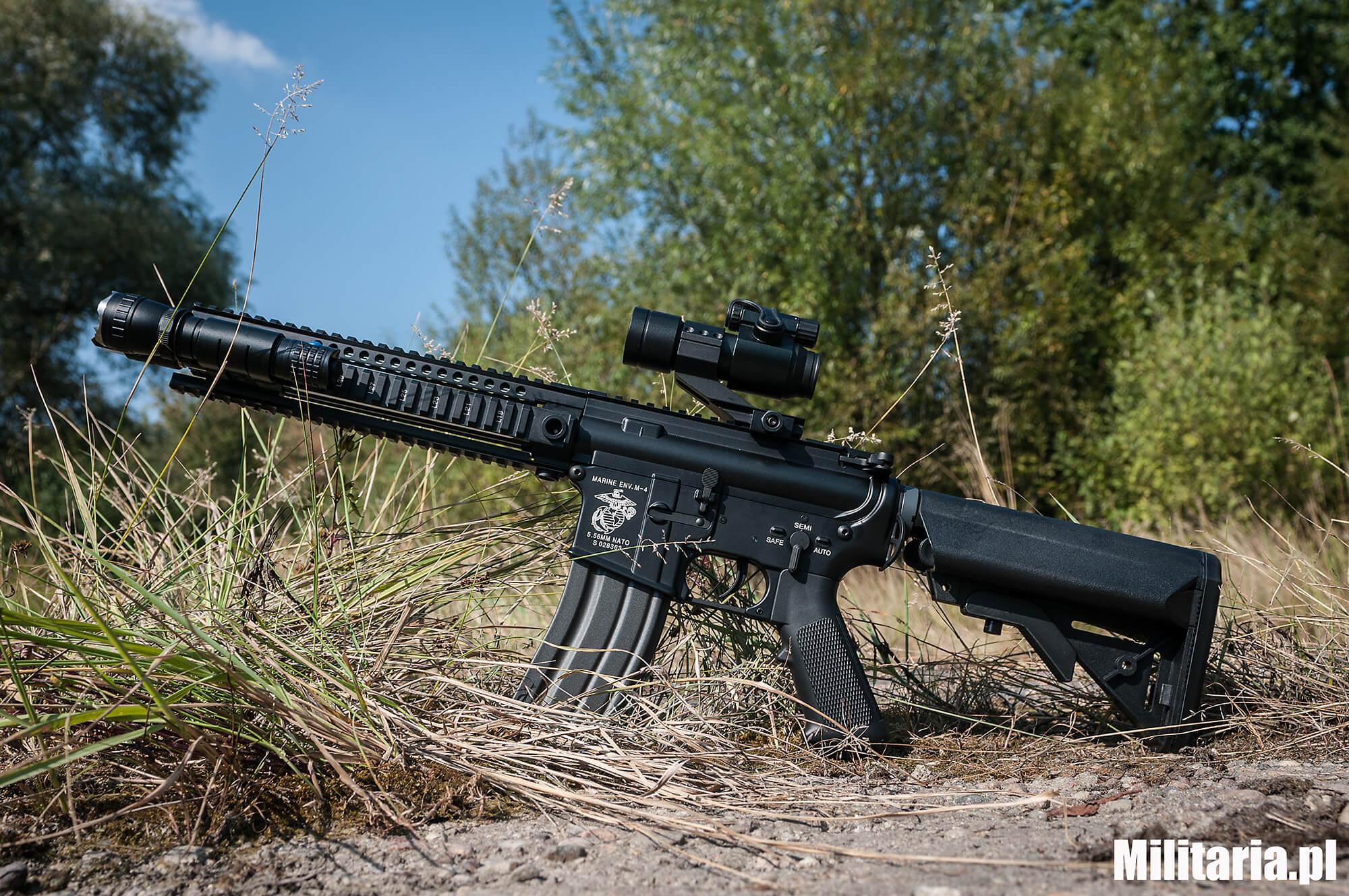 Karabinek szturmowy AEG SA-A01 Specna Arms