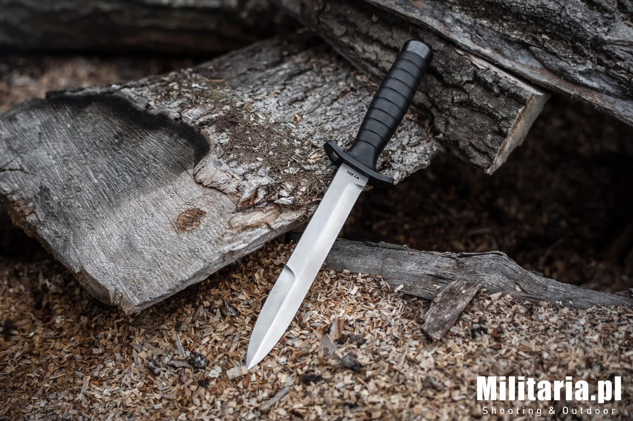 Seria klasyczne noże – Polski nóż wojskowy wz. 98