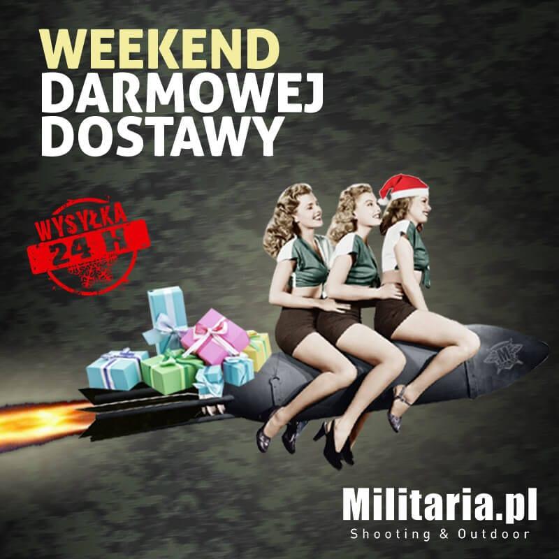 weekend darmowej dostawy w Militaria.pl
