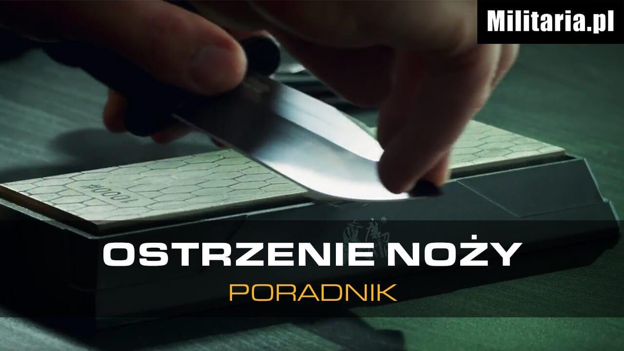Czym i jak naostrzyć nóż? Poradnik