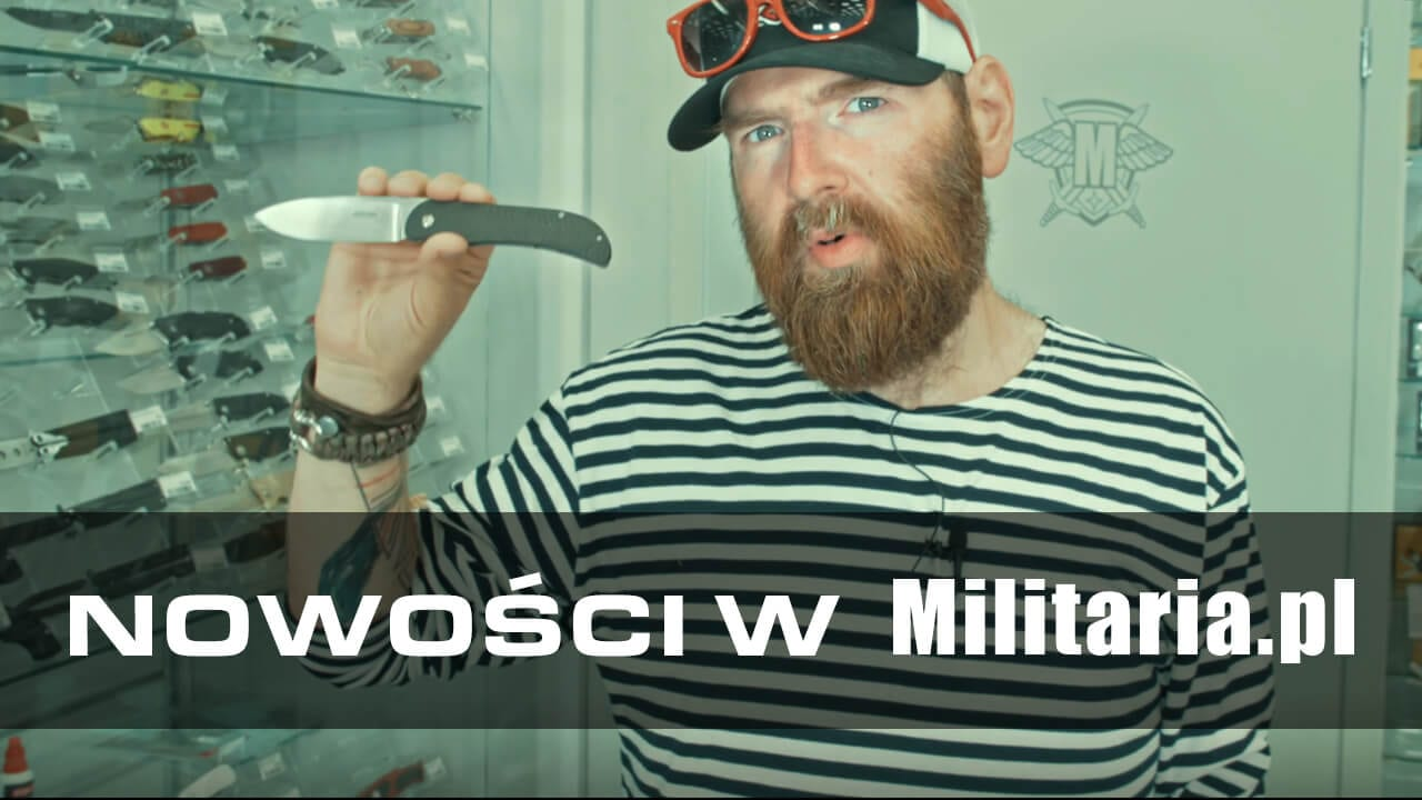 Co nowego u nas? Nowości w Militaria.pl 05.07.2017