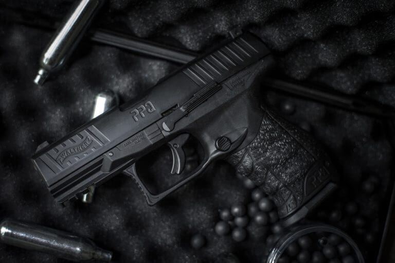 CO2 RAM Combat Walther PPQ M2 T4E