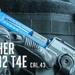 pistolet RAM Walther PPQ M2 T4E