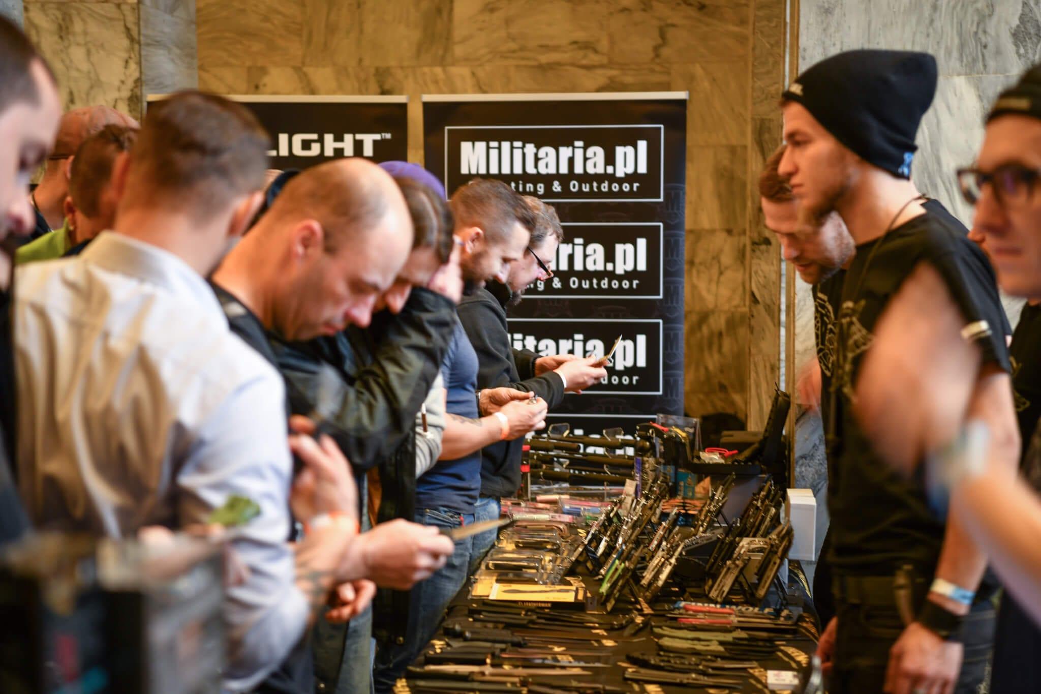 Wystawa Noży i Zlot Grupy Knives.pl 2017 – fotorelacja