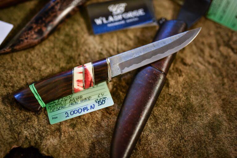 wystawa noży i zlot grupy knives.pl 2017