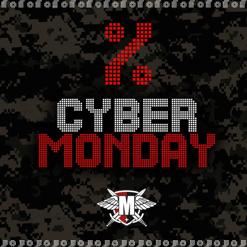 Cyber Monday 2017 w Militaria.pl!