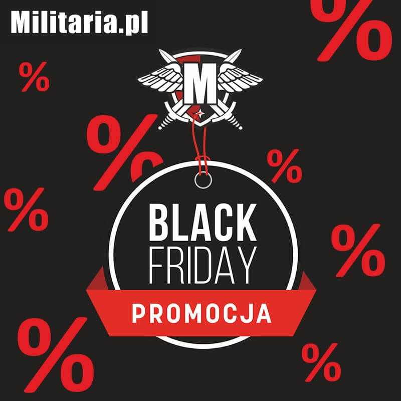 Black Friday 2017 w Militaria.pl!