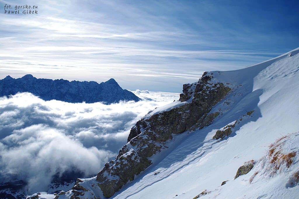 Co zabrać w góry zimą?