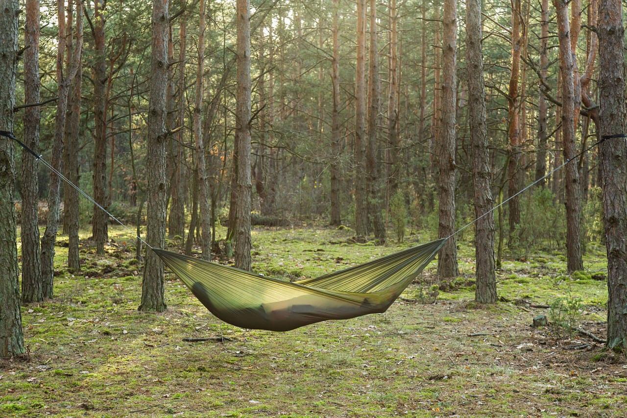 Sposoby na leśne obozowanie