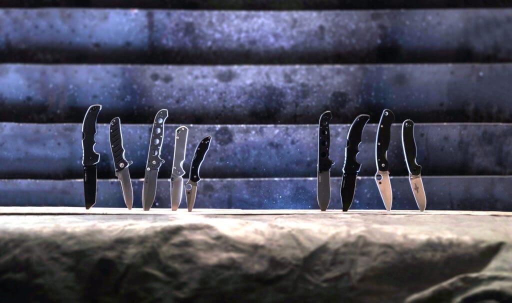 doradzamy jak wybrać nóż do EDC
