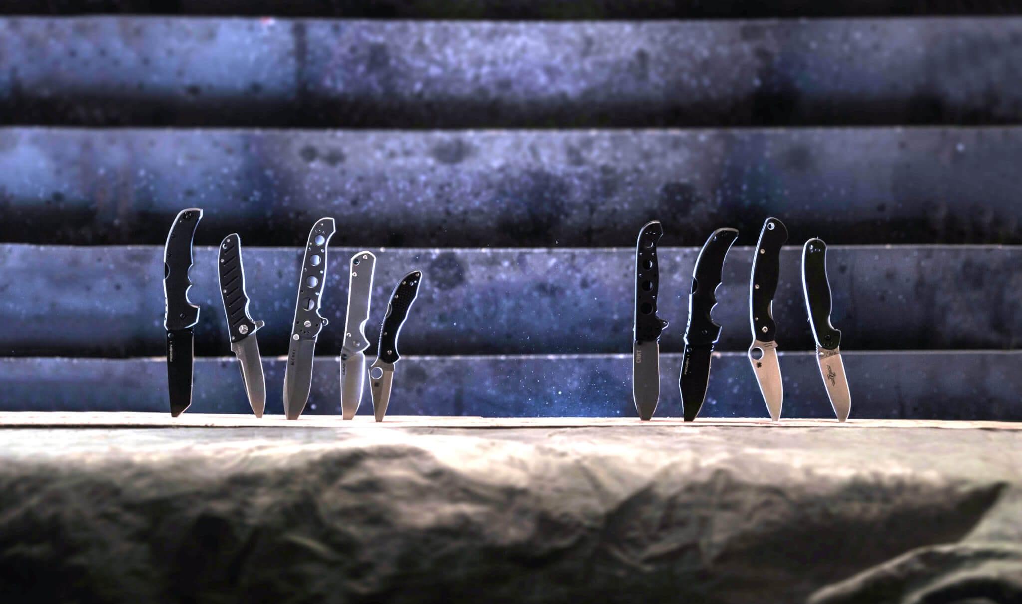 Jaki wybrać nóż do EDC? 10 naszych propozycji