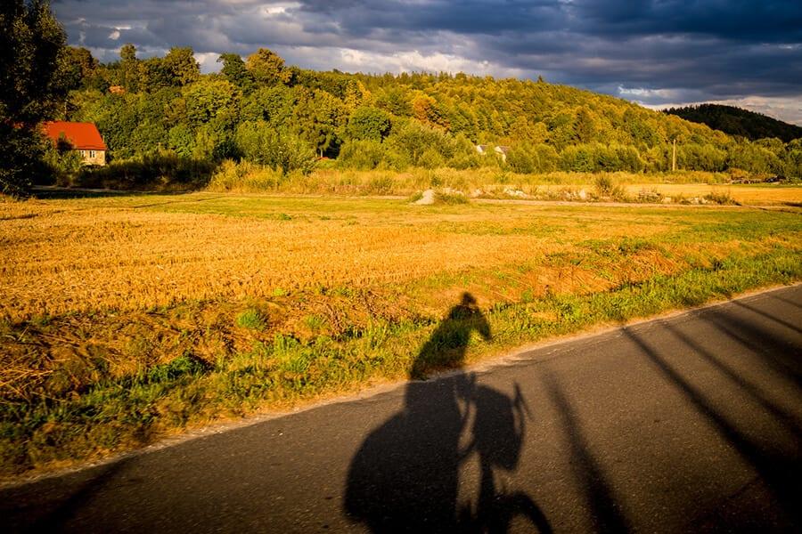529,5 km na rowerze w dwa dni relacja