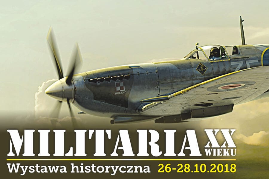Militaria XX wieku – wystawa historyczna
