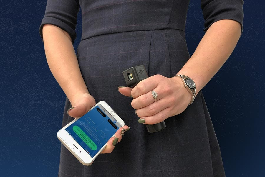 Plegium Smart Bluetooth – gaz pieprzowy XXI wieku