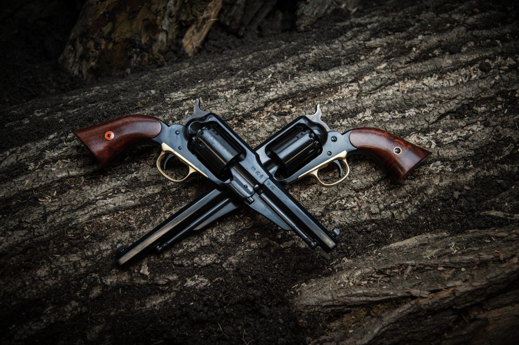 Broń czarnoprochowa – trochę historii