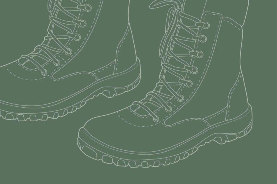 Buty na jesień w góry i do miasta