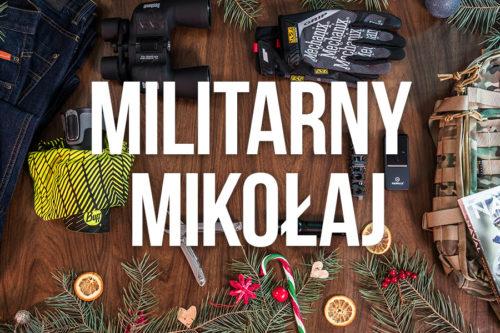 pomysły na militarne prezenty