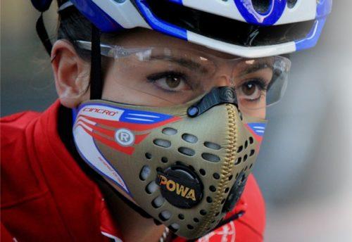 dlaczego warto korzystać z maski antysmogowej