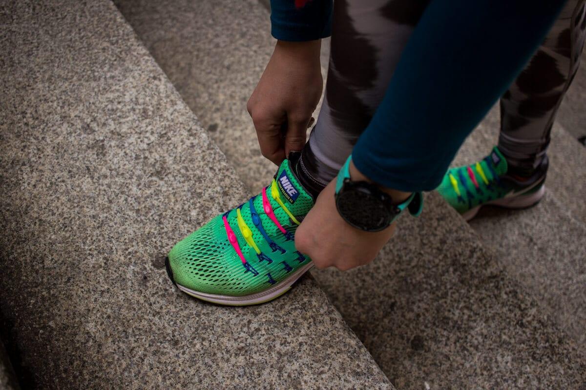 Elastyczne sznurówki Hickies – jak sprawdzają się podczas biegu?