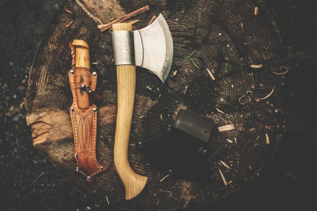 Retro bushcraft – powrót do korzeni