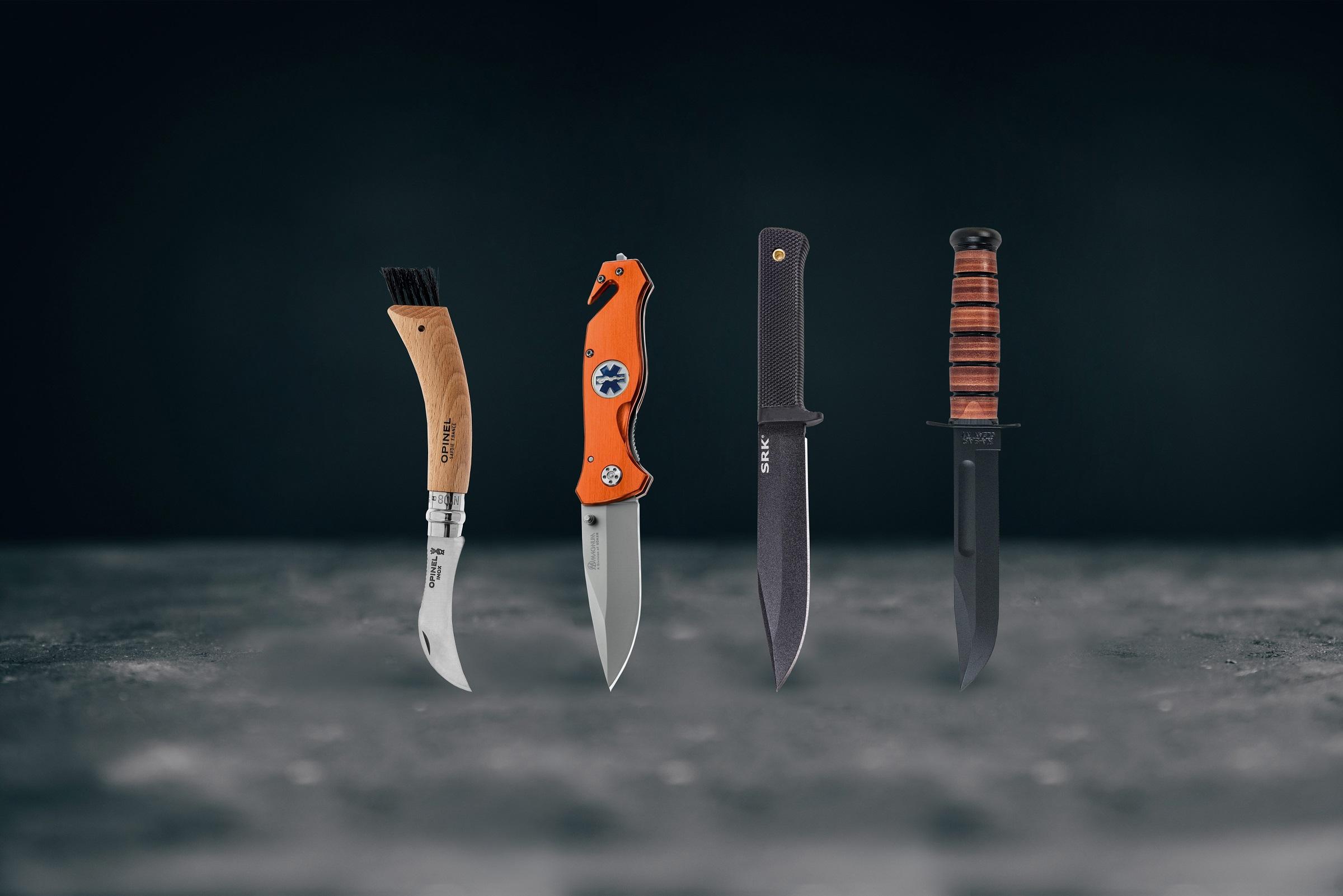 Noże specjalistyczne, czyli dobierz nóż do zadania