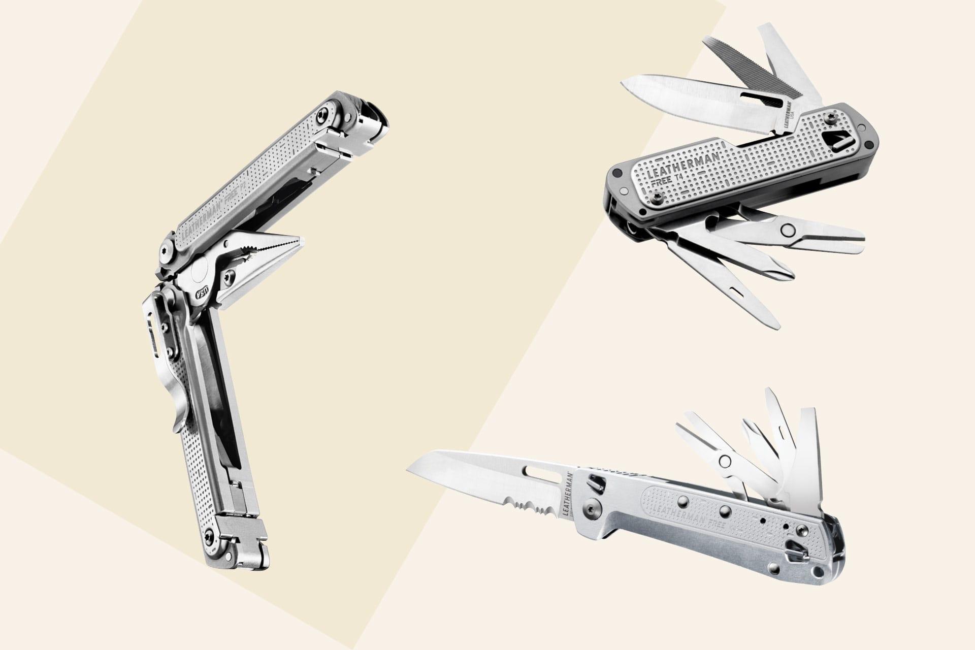 Leatherman FREE – premiera nowej kolekcji narzędzi wielofunkcyjnych