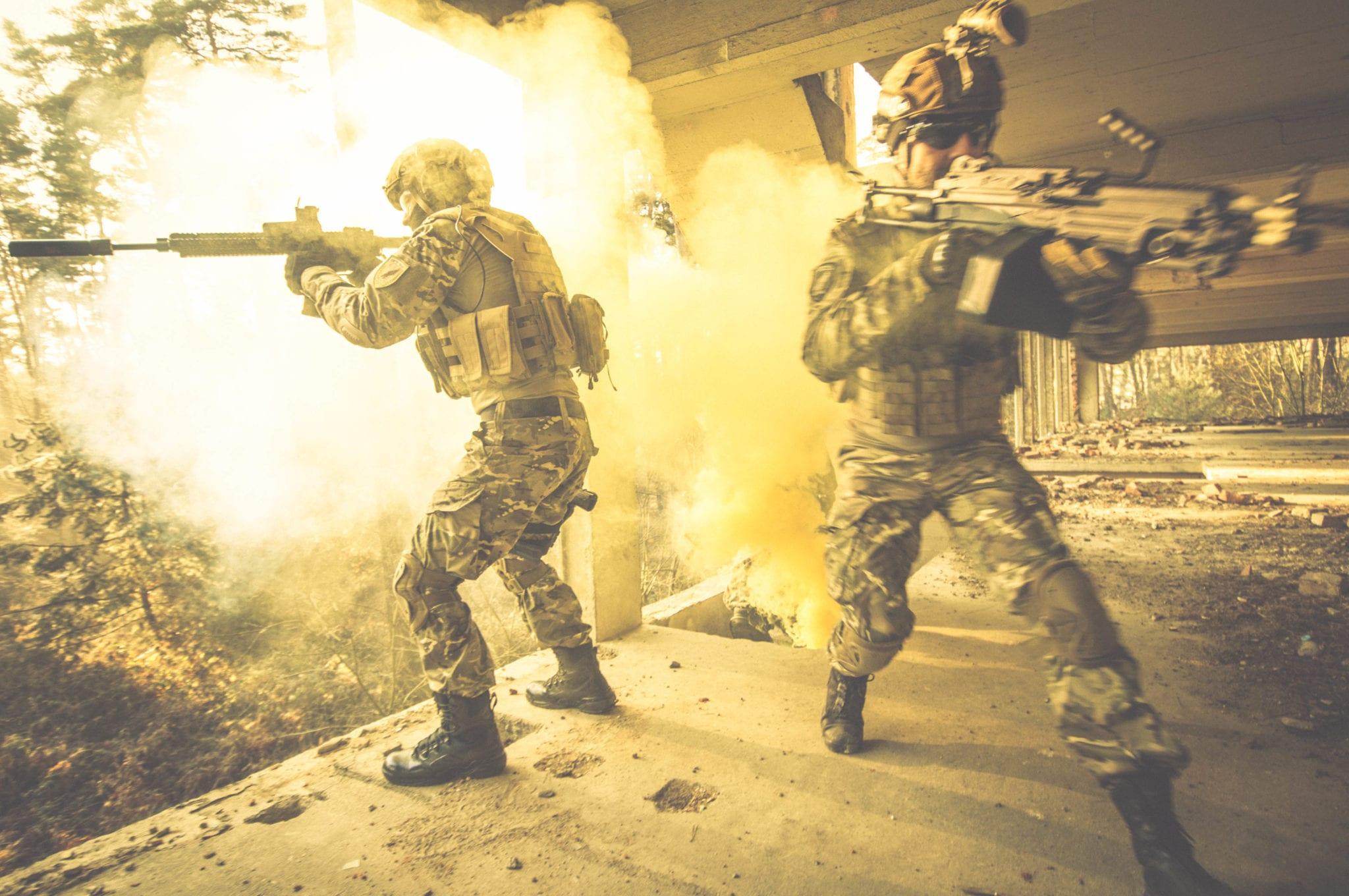Systemy oporządzenia taktycznego: ALICE, IIFS, MOLLE