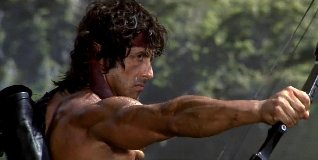 John Rambo i jego słynne bronie!