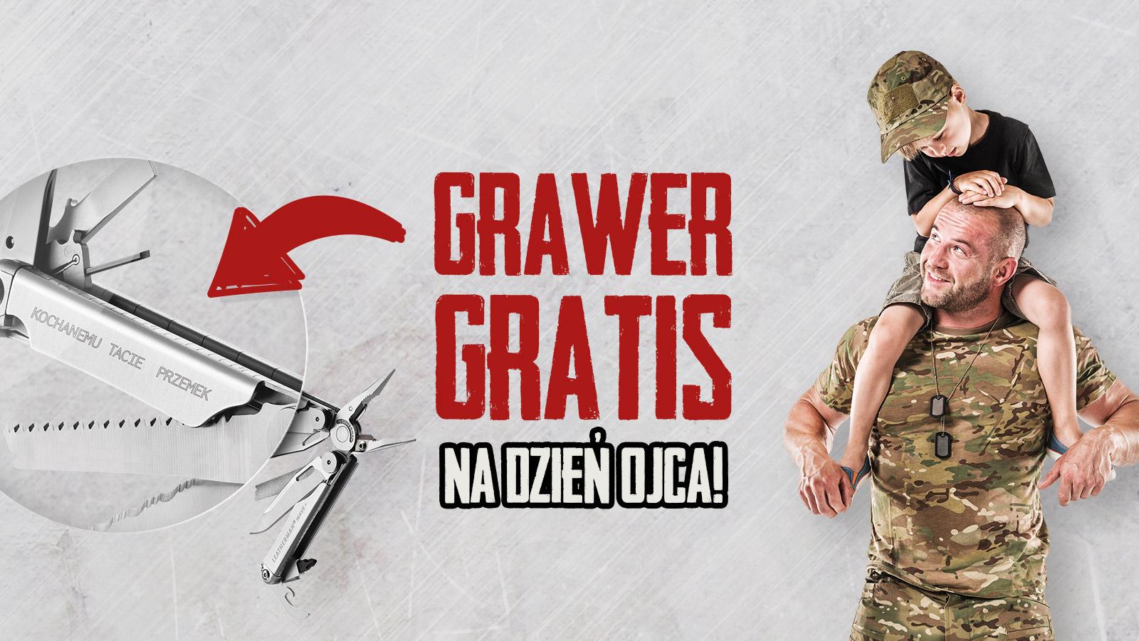 Pomysły na prezent! Dzień Ojca z Militaria.pl