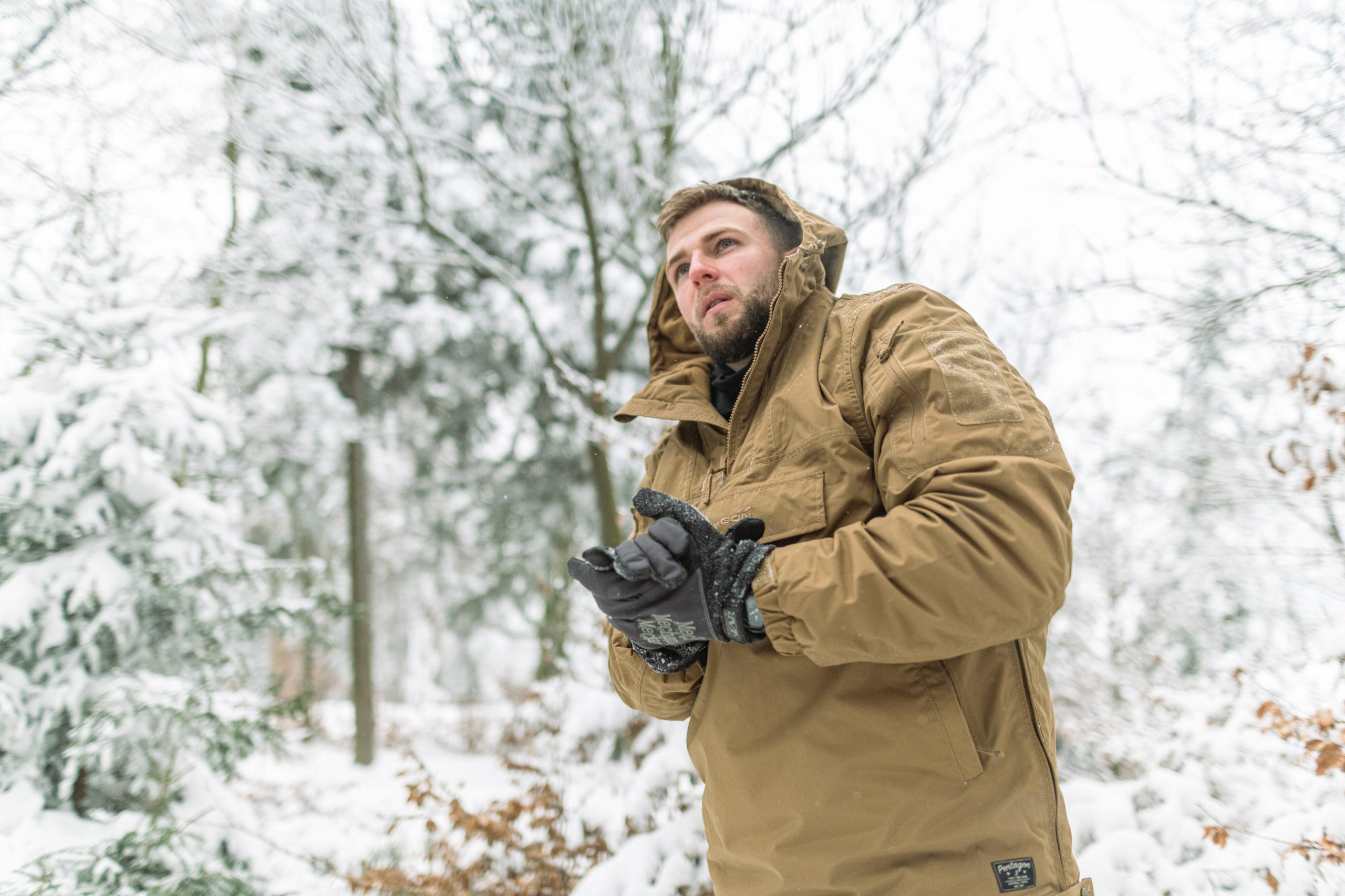 Przetrwać największe mrozy. Jak ubierać się zimą?