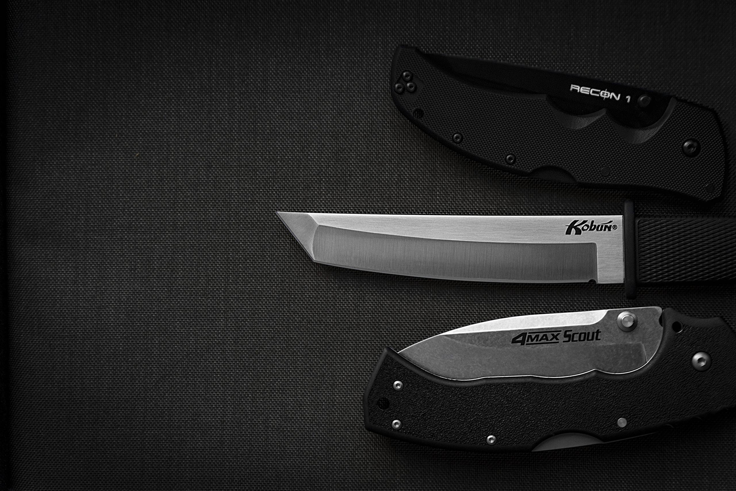 Nóż składany czy z głownią stałą?