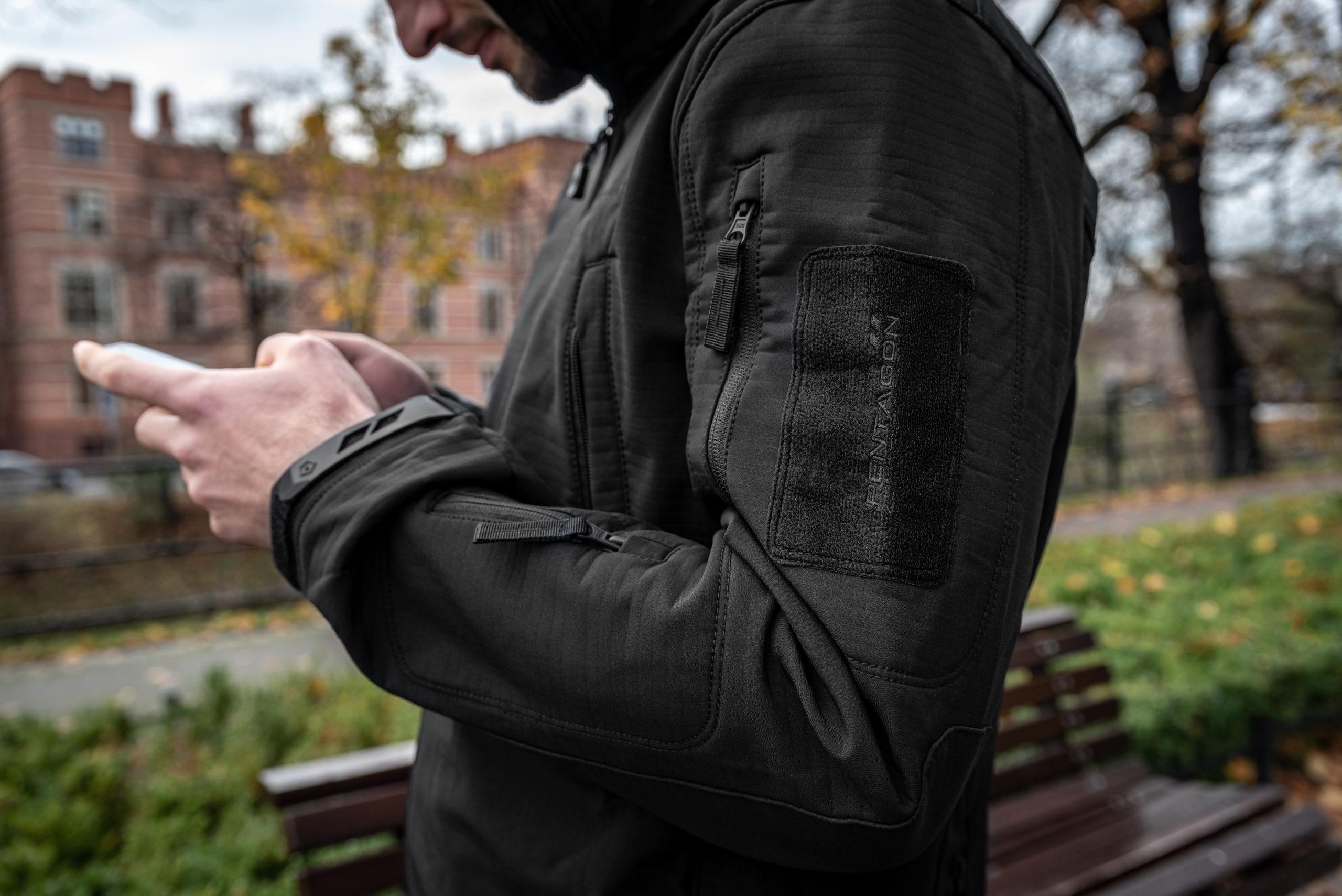 Dlaczego potrzebujesz kurtki softshell?