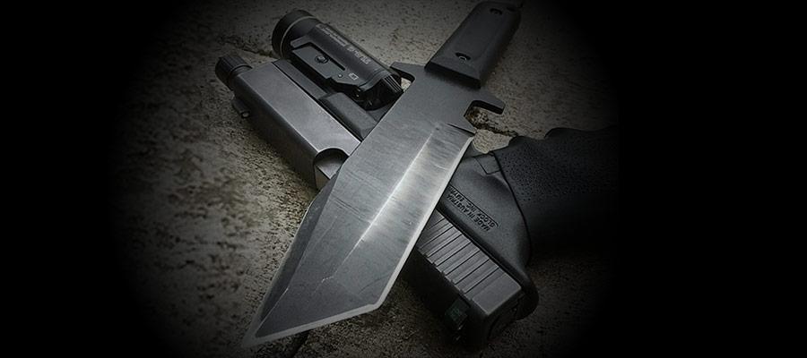 Seria klasyczne noże – Cold Steel G.I. Tanto