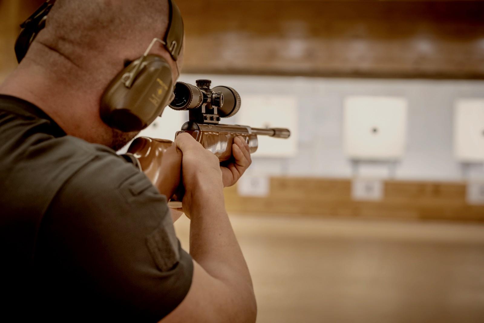 Jak zbudować strzelnicę. Krok po kroku