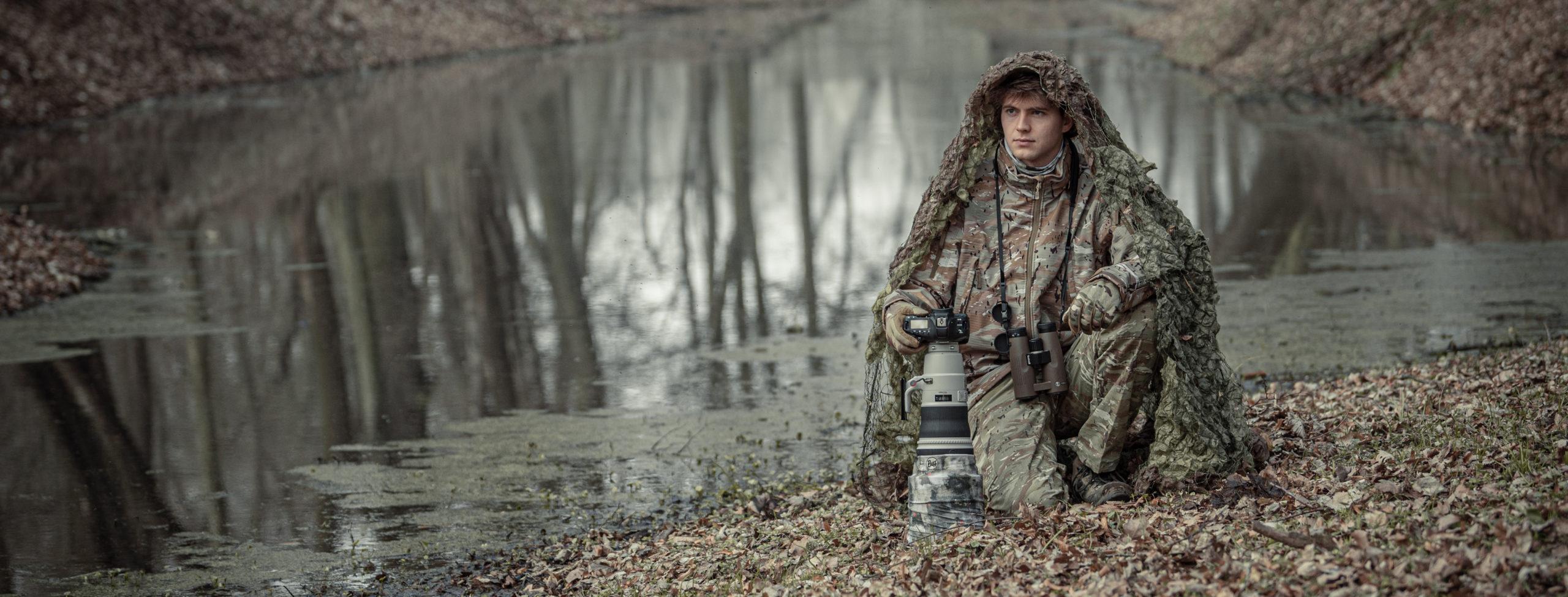 Ambasador Bushnell: Mateusz Piesiak, fotograf przyrody