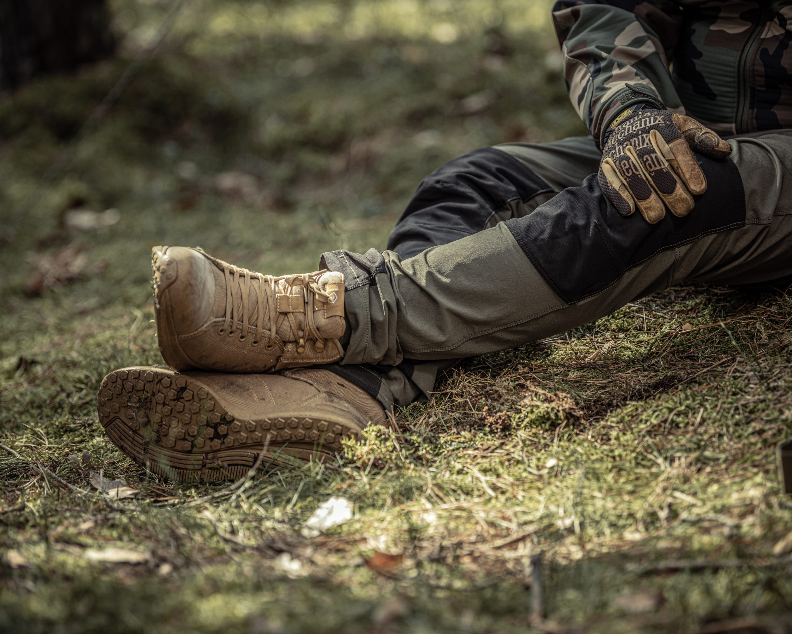 Suchą stopą. Co robić, żeby buty nie przemakały?